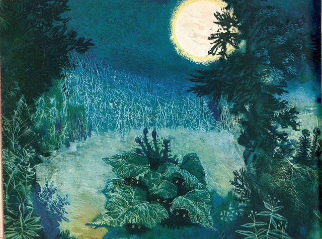 Jiří Trnka - Zahrada / The Garden