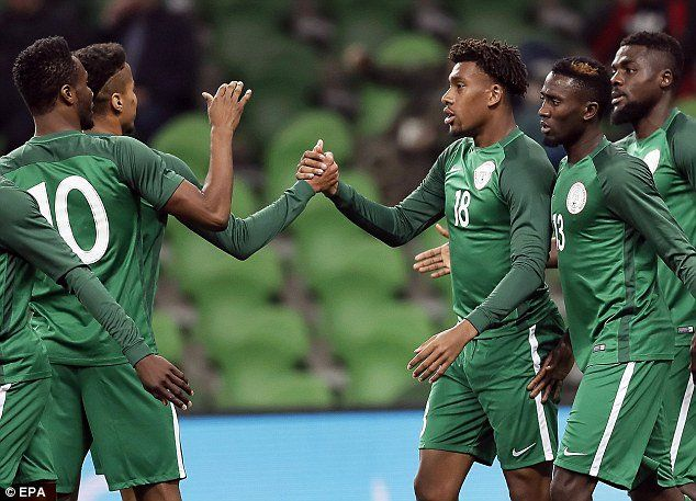Nigerians Attack FIFA on Social Media Over Super Eagles' Poor Ranking  http://ift.tt/2iKkflE