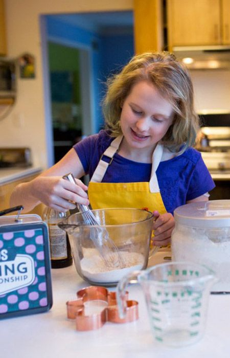 Kids Baking Championship star gives the inside scoop