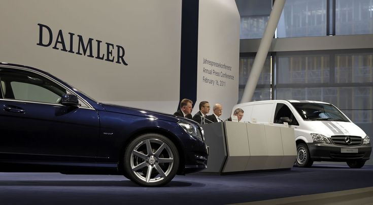 Daimler Berambisi Jadi Produsen Mobil Mewah Terbesar Tahun Ini