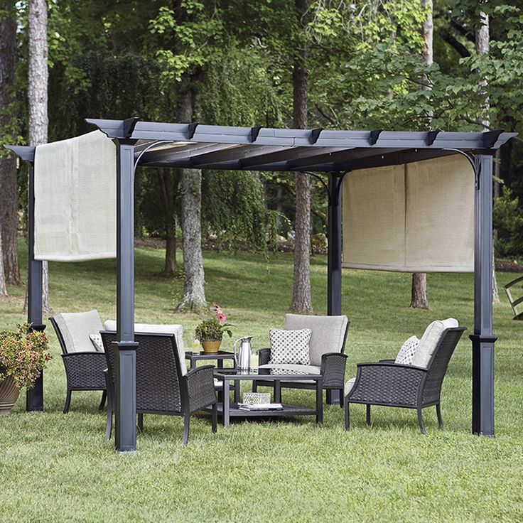 Lowes Backyard Ideas backyard patio ideas on lowes patio furniture with awesome lowes outdoor patio furniture Get The Shade You Crave This Summer With A Backyard Pergola Built For Extended Entertaining