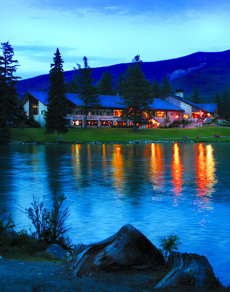Begin Your Icefields Parkway Vacation At Fairmont Jasper Park Lodge On Lac Beauvert National