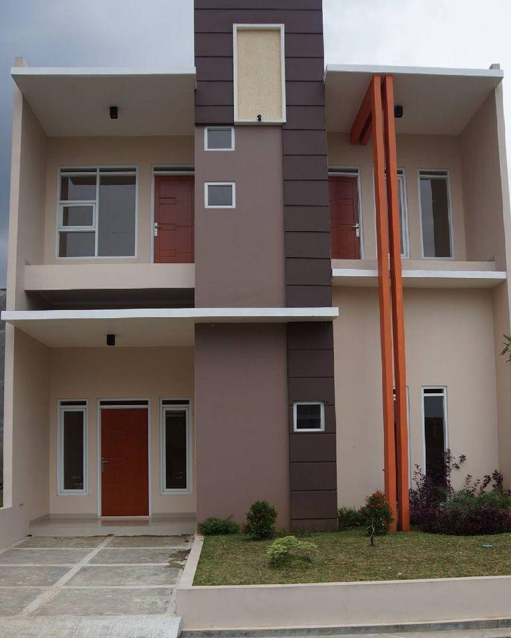 Contoh desain Rumah Minimalis 2 Lantai 15