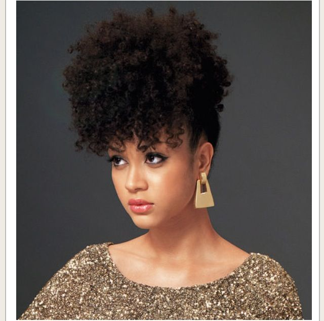 Curls for days!: Shorter Hair, Kinky Curly, Curly Updo, Black Hair, Hair Style, Natural Hair, Naturalhair, Hair Care, Hair Looks