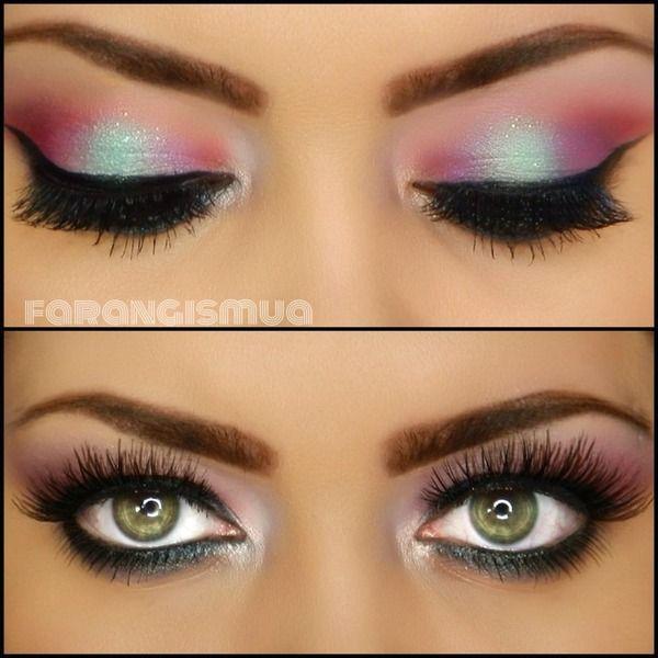 Eye Makeup | Eyeshadow |  Makeup Inspiration