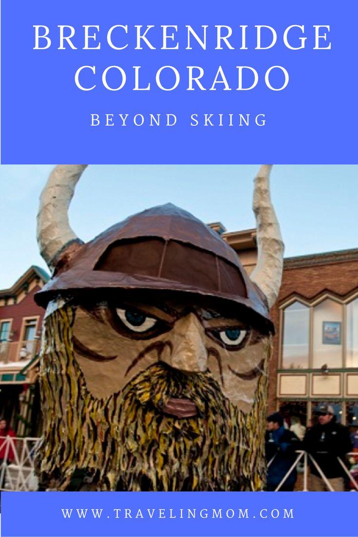 Breckenridge Beyond Skiing