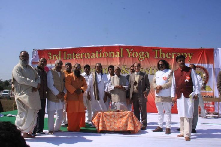 3rd International Yoga Therapy Conference & Festival at Paramanand Institute of Yoga Sciences and Research