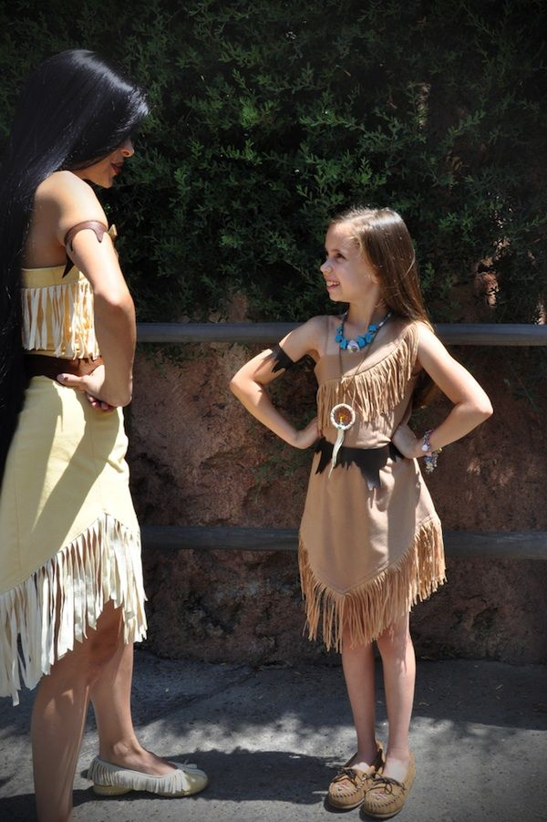 Best Mother Daughter Costumes Ideas On Pinterest Mother - Mom creates the most adorable costumes for her daughter to wear at disney world