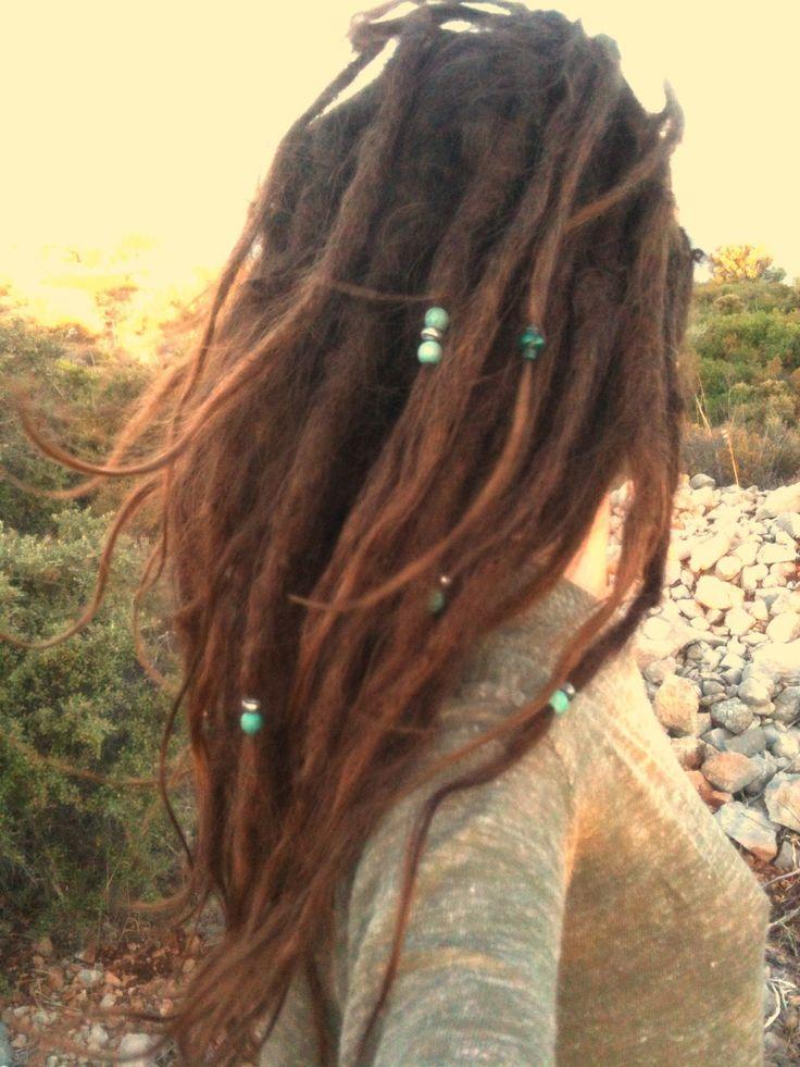 1000+ ideas about Hippie Dreads on Pinterest | Wool Dreads ...