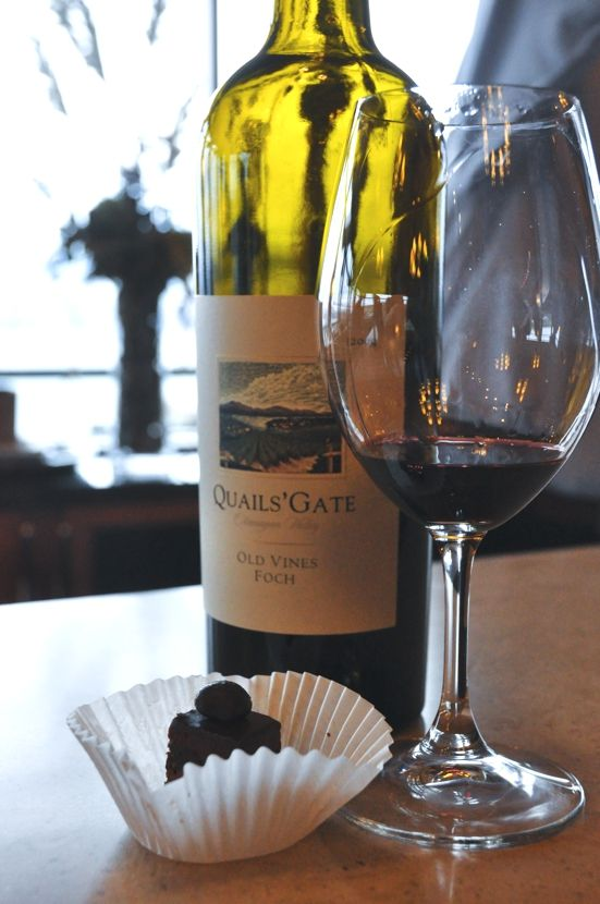 westsidewinetrails - Quails Gate Winery