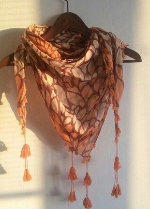 Kupuj mé předměty na #vinted http://www.vinted.cz/doplnky/velke-satky/11739021-oranzovo-hnedy-satek-se-vzory