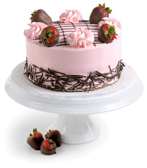 Cake Decorating With Chocolate Covered Strawberries : Chocolate-Covered-Strawberry-Cake Cakes Pinterest
