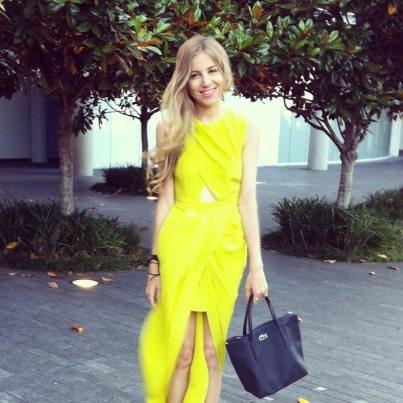 Petal wrap midi dress x