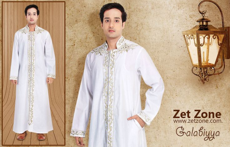 Mens Galabiyya Collections By Zet Zone | Worldwide Shipping Available| We Customize Any Size & Length | Size: XS To 7XL Available | Shop Now » www.zetzone.com