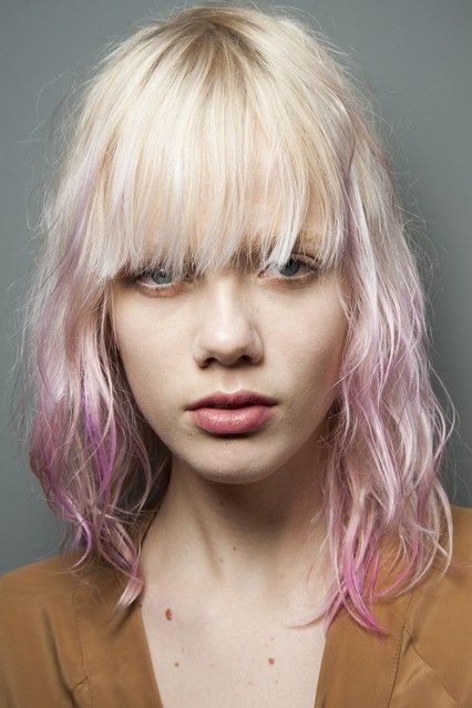 Autumn Winter 2015 hair trends and hairstyle ideas (Glamour.com UK)