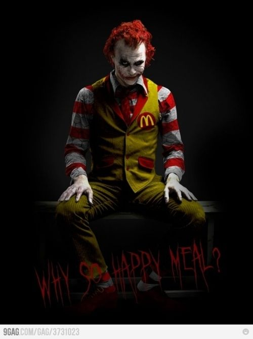 McDo Joker