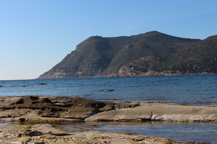 """In the background we can see 'Lu Capparoni"""" the highest mountain in """"Nurra"""" Sardinien  photo by SDP"""