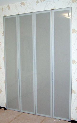 складные двери-книжки - продажа в Петербурге
