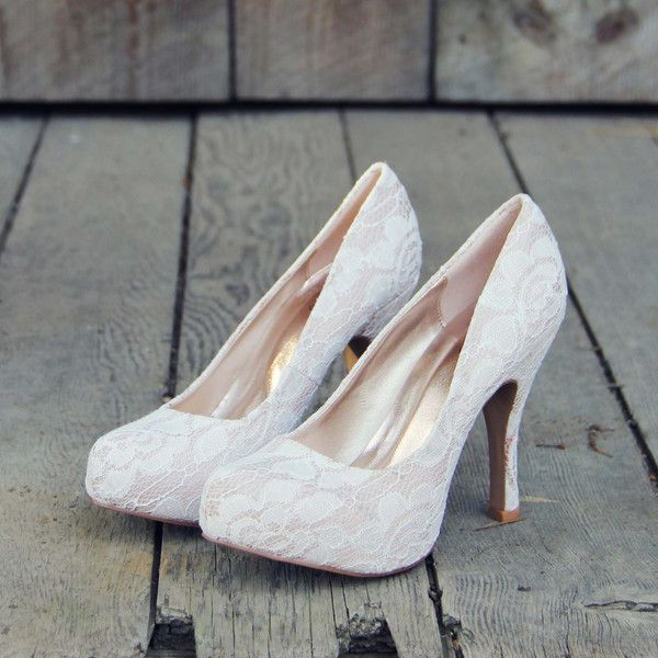 Sweet Lace Heels, Sweet Lace Heels from Spool 72 | Spool No.72