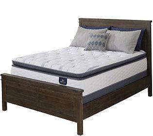 Serta Perfect Sleeper Belleshore Super PT King/ CalKing MattSet