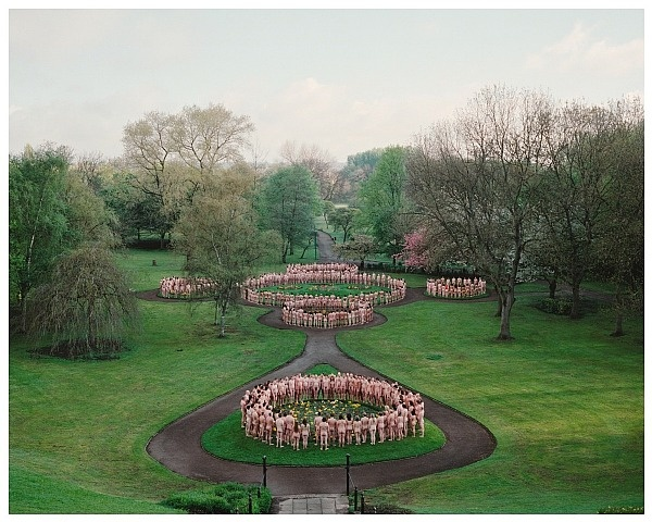"""""""Salford 2 (Peel Park) 2010"""", Salford, Manchester, England. Commissioned by the Lowry Art Gallery (10th anniversary), 12-26 Sept 2010."""