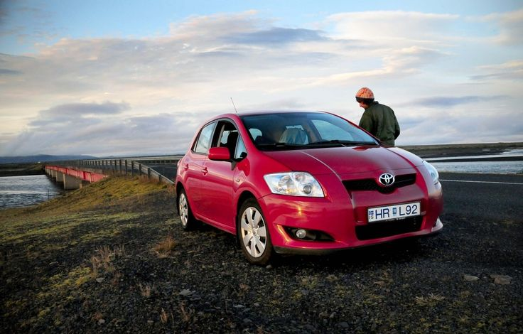Iceland car rental tips to help get you get on the road for cheaper while visiting Iceland's capital city, Reykjavik, even during the high season.