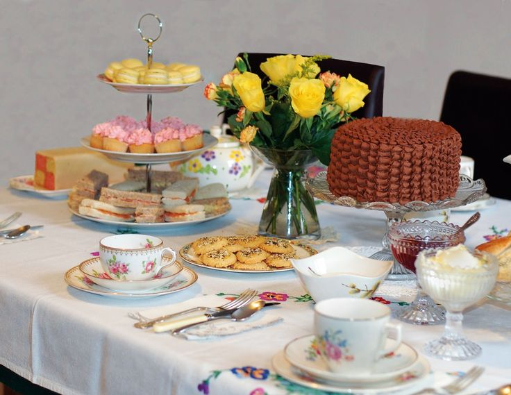 76 Best Tea Party Images On Pinterest Tea Time The Tea