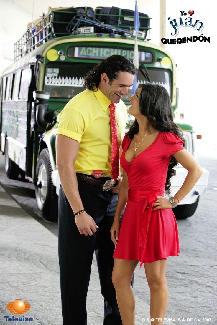 """""""Yo Amo a Juan Querendón""""previously aired on Univision in 2007."""