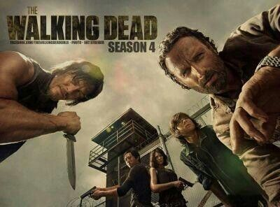 The Walking Dead Season 4 #TWD
