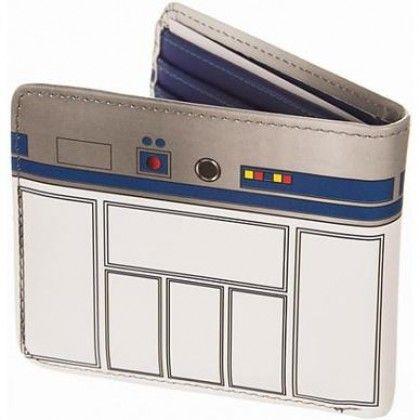 Star Wars R2-D2 Plånbok - Roliga Prylar