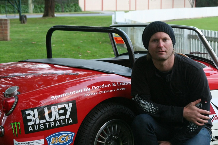 Bluey gets a prime sponsorship spot supporting Luke's Drive for Depression