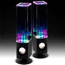 LED WATER SPEAKERS