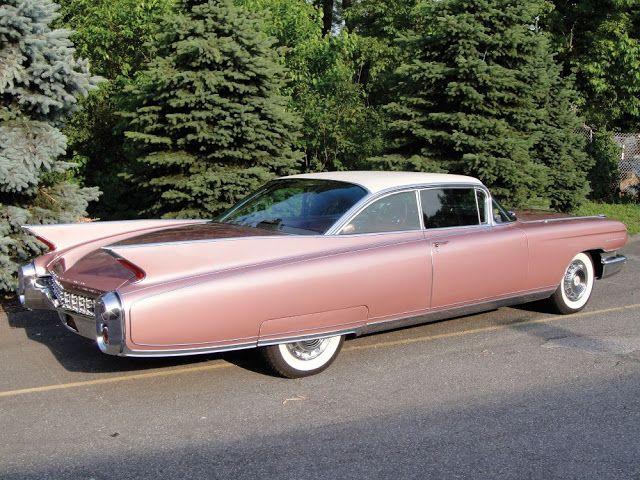 20 wundervolle Fotos der finsteren Cadillac-Eldorado-Autos von 1960 ~ …   – caaaars