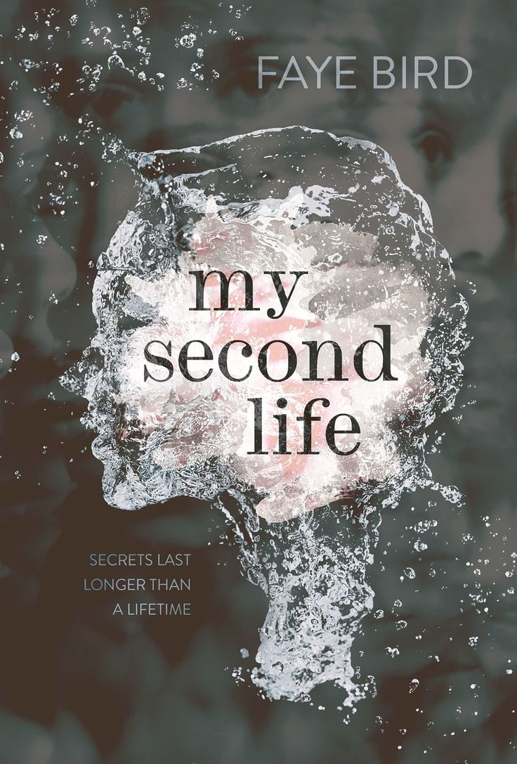Redesigned #CoverReveal  My Second Life by Faye Bird