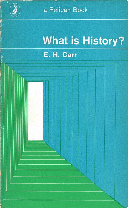 What is History, cover design by Germano Facetti.