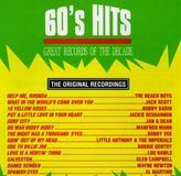 Great Records of the Decade: 60's Hits Pop, Vol. 1 [CD], 01979152