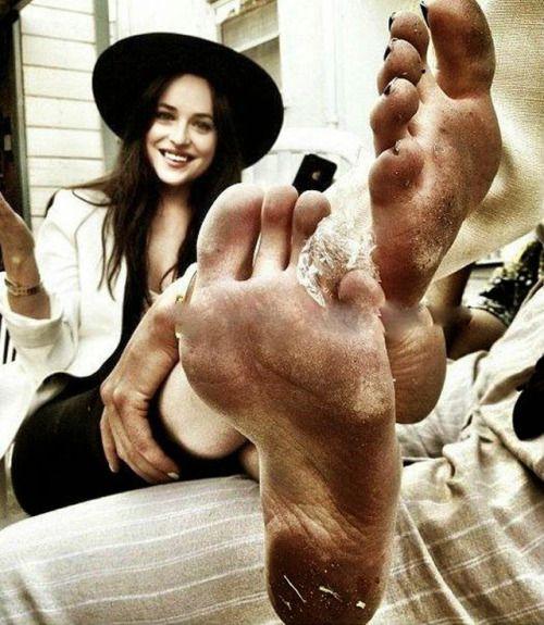 Prom feet footjob - 1 part 8