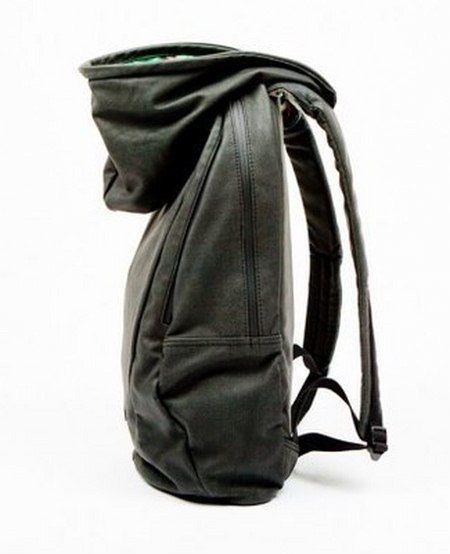 рюкзак с капюшоном... - Декор своими руками