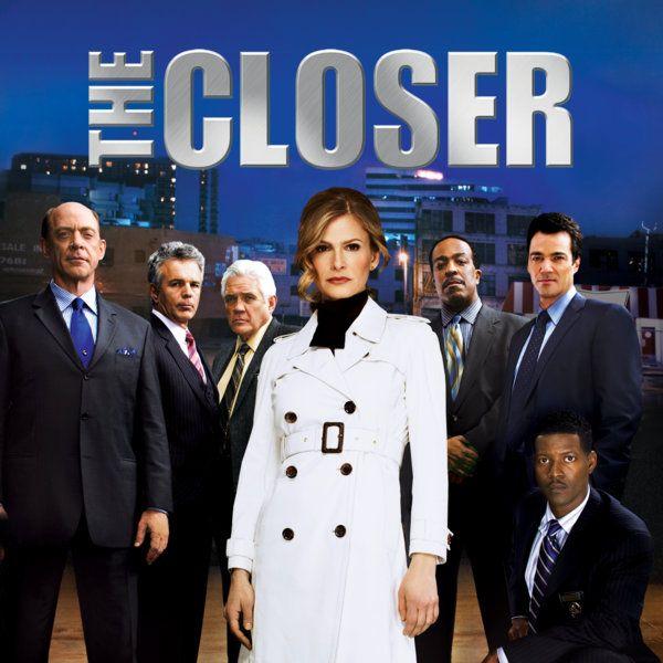 The Closer (Temporada 2) - Empezada el 24/10/2017