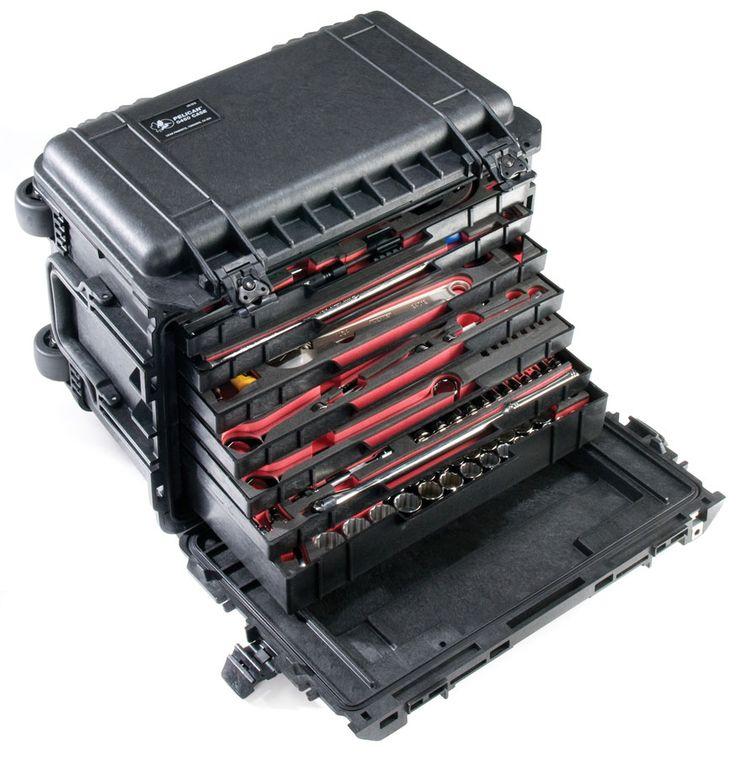 Pelican 0450 Tool Case / Box - PelicanCases.com
