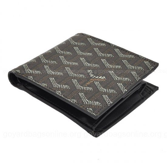 Goyard Wallet Black Men