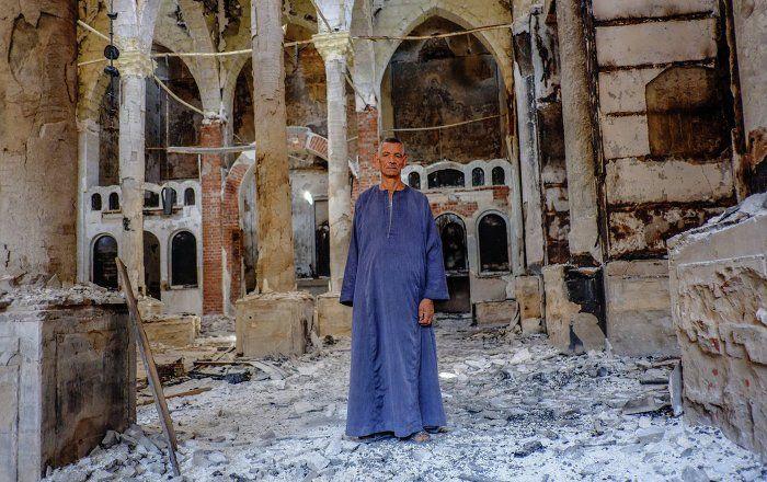 Nach IS-Hinrichtungen: Leichen von ermordeten Kopten in Libyen entdeckt