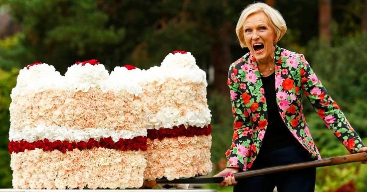 Best Cake For Spring Mary Berry