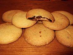 Olga's cuisine...και καλή σας όρεξη!!!: Μπισκότα γεμιστά με πραλίνα φουντουκιού
