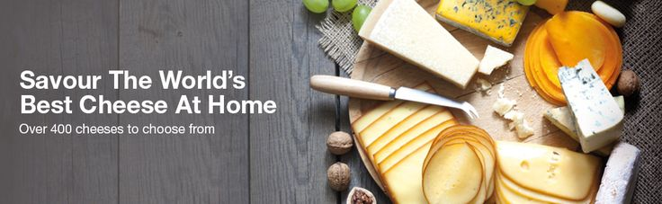 Over 400 cheeses to choose from https://www.checkers.co.za/food/cheese.html