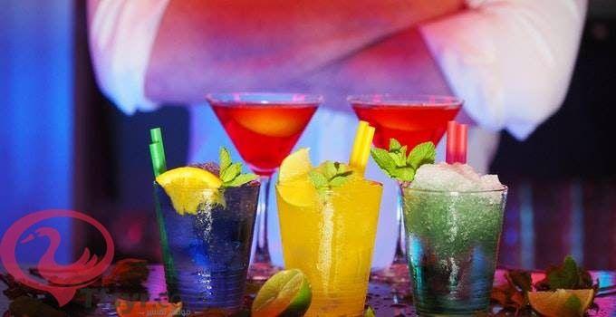 تفسير الخمر في المنام لابن سيرين 4 Cocktails Novelty Lamp Glassware