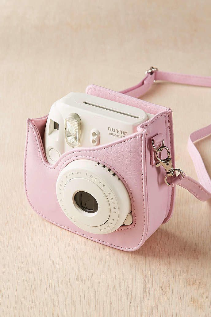 Fujifilm Instax Mini 8 Camera Case - Urban Outfitters from Urban Outfitters. Saved to Things I want as gifts.