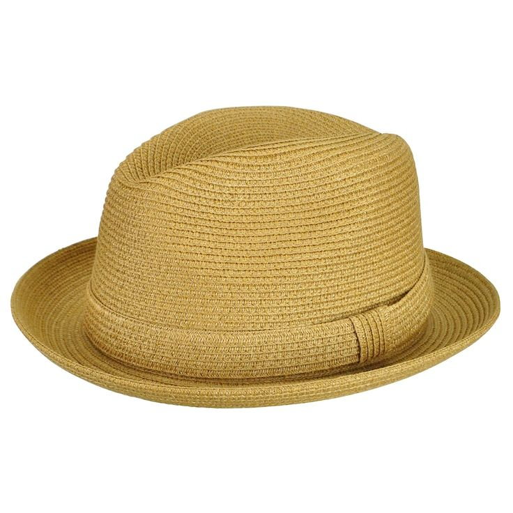 Men's Country Gentleman Theo Fedora, White   – Top of the Day
