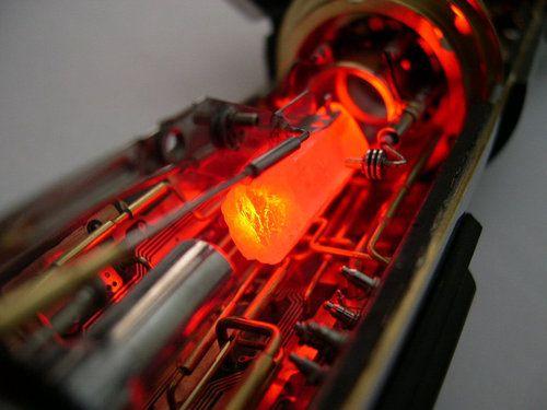 Anatomie d'un Sabre Laser