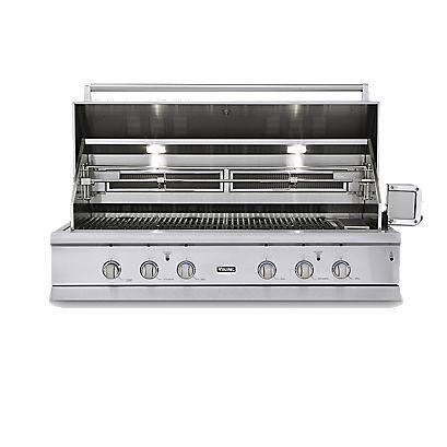 54 Quot 500 Series Grill With Trusear Vgiq In Stainless